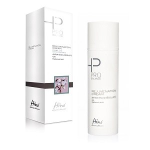 HINO</br>REJUVENATION CREAM CREMA 24H ANTIOSSIDANTE