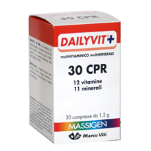 MASSIGEN DAILYVIT+ 30 COMPRESSE