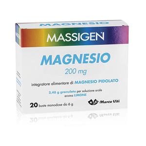 MASSIGEN MAGNESIO PIDOLATO