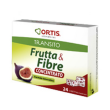 Frutta & fibre </br>Concentrato 24 cubetti