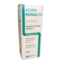 ACQUA BORICA DM </br>BAGNO OCULARE STERILE </br>500ML
