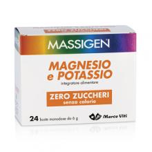 MASSIGEN  MAGNESIO E POTASSIO SENZA ZUCCHERO