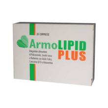 ROTTAPHARMA </br> ARMOLIPID PLUS 60 COMPRESSE