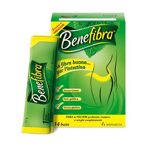 BENEFIBRA</BR>POLVERE 14 BUSTINE
