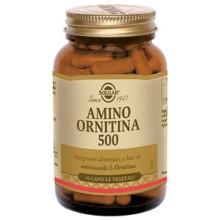 SOLGAR</br> AMINO ORNITINA 500