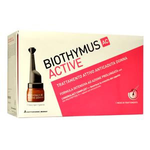 BIOTHYMUS AC ACTIVE DONNA  FIALE ANTICADUTA
