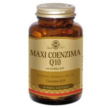 SOLGAR  MAXI COENZIMA Q10