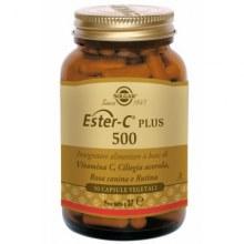 SOLGAR</BR> ESTER C PLUS 500 100 CAPSULE