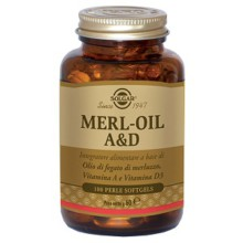 SOLGAR  MERL-OIL A&D
