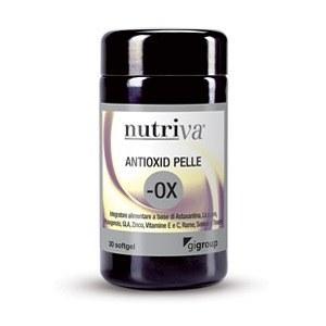 NUTRIVA</br>ANTIOXID PELLE 30 capsule softgel