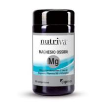 NUTRIVA </br> MAGNESIO OSSIDO 50 compresse