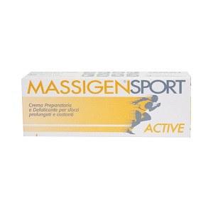 MASSIGEN SPORT  ACTIVE CREMA 50ML