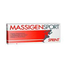 MASSIGEN SPORT  SPRINT CREMA 50ML