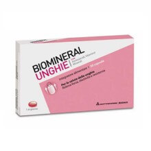 BIOMINERAL UNGHIE  COMPRESSE