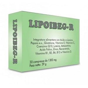 LIPOIBEG-R </br> 30 compresse