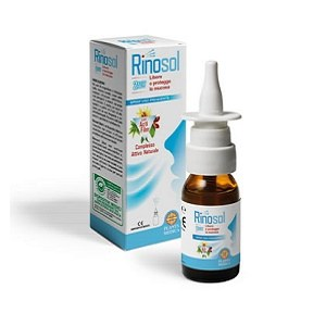 PLANTA MEDICA <BR/> RINOSOL 2 ACT <br> SPRAY NASALE