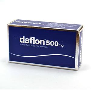 DAFLON </BR> 60 COMPRESSE </BR> &nbsp;