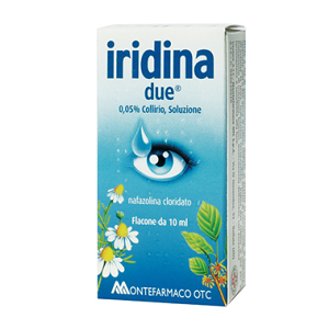 IRIDINA DUE </BR> COLLIRIO </BR> &nbsp;