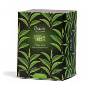 NEAVITA<br> TISA&#8217;LIS TE SPECIAL GREEN BIO