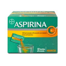 ASPIRINA C </BR> 10 BUSTE EFFERVESCENTI </BR> &nbsp;