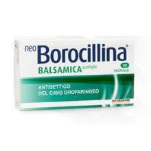 NEOBOROCILLINA</BR> BALSAMICA</br> 20 PASTIGLIE