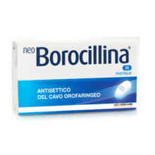 NEOBOROCILLINA</BR> GUSTO CLASSICO</br> 20 PASTIGLIE&nbsp;