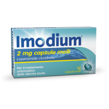 IMODIUM 12 CAPSULE MOLLI