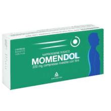 MOMENDOL</BR> 12 COMPRESSE</BR>