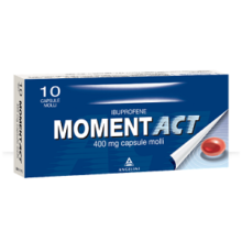 MOMENTACT</BR> 10 CAPSULE MOLLI</BR>