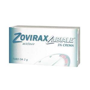 ZOVIRAX LABIALE</BR> 5% CREMA</BR> &nbsp;