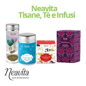 Tisane, té e infusi