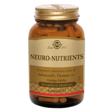 SOLGAR</BR>NEURO-NUTRIENTS