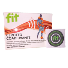 FIT PATCH UNIVERSALE</BR>10 CEROTTI AD INFRAROSSI</BR>