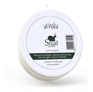 DONATELLA VERONI SNAIL Serum  BALSAMO nutriente e fortificante