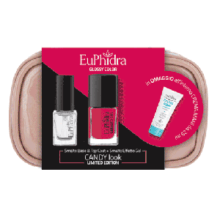 EUPHIDRA </br>POCHETTE SMALTI GLOSSY COLOR CANDY LOOK