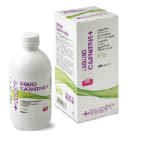 +WATT<BR/>LIQUID CARNITINE + <BR/> BOTTIGLIA 450 ML
