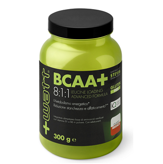 +WATT </br> BCAA+ 8:1:1  200 COMPRESSE