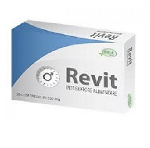 WELLVIT REVIT 30 COMPRESSE