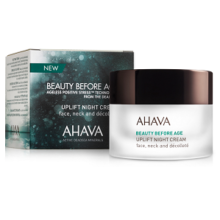 AHAVA BEAUTY BEFORE AGE UPLIFT NIGHT