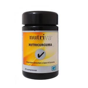 NUTRIVA </br>NUTRICURCUMA 30 compresse