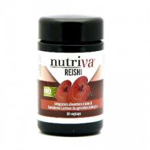 NUTRIVA </br> REISHI 60 CAPSULE