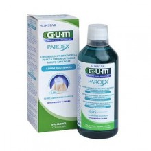 GUM PAROEX COLLUTORIO AZIONE QUOTIDIANA 0,06 500ML
