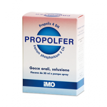 IMO PROPOLFER SPRAY 30ML