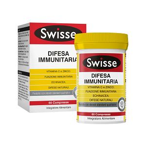SWISSE </br> DIFESA IMMUNITARIA 60 COMPRESSE