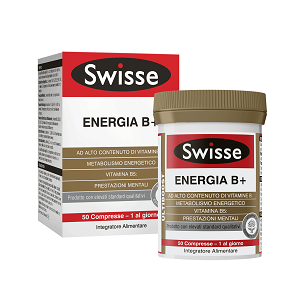 SWISSE </br> ENERGIA B+ 30 COMPRESSE