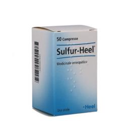 Sulfur Heel
