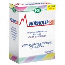 ESI </br> NORMOLIP 5 60 CAPSULE