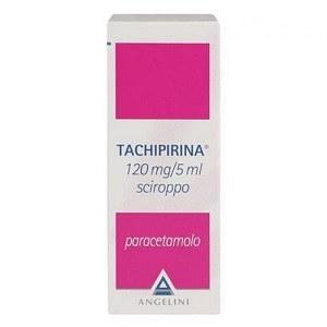 TACHIPIRINA </BR> SCIROPPO 120ML