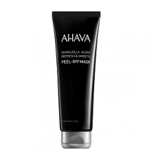 AHAVA </br> DUNALIELLA ALGAE REFRESH &#038; SMOOTH PEEL-OFF MASK