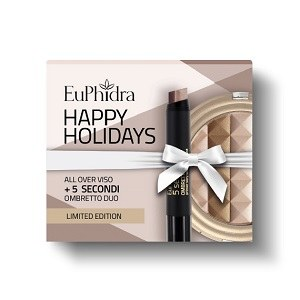 EUPHIDRA </br>HAPPY HOLIDAYS